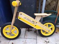 Le tour de france balance bike