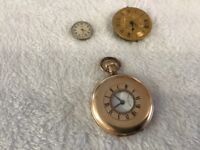 pocket watch and movements