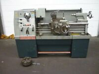 TRIUMPH 30 INCH GAP BED CENTRE LATHE