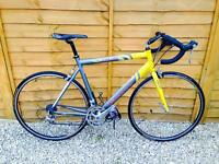 Serviced - GIANT OCR Alloy Road Racer Bike