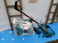 Black and decker lawn raker. Spares or repair.