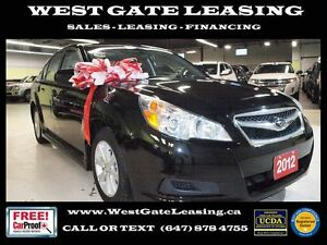 2012 Subaru Legacy AUTO | HEATED SEATS |