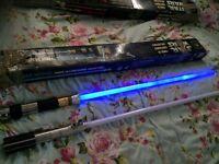 2005 Obi-Wan Force FX lightsaber collectable