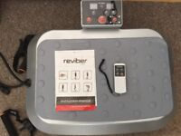 Reviber Plus with instructions and remote control.