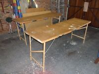 pasting tables