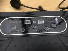 Vibrating plate trainer