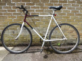 Men's Raleigh Pioneer Single Speed Bike