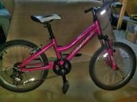"""Ridgeback Melody 20"""" girls mountain bike"""
