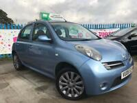 2006 -06 NISSAN MICRA 1.2 SPORT + - 62k MILES- 5 DR - CAT D - FULL LOADED - USED DAILY!!!
