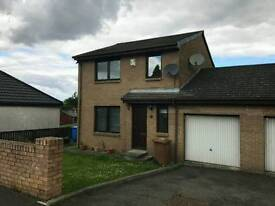 LARGE 3 BEDROOM DETACHED HOUSE WITH GARAGE FOR LONG TERM RENT IN BO'NESS WEST LOTHIAN