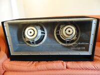 """Mac Audio Hyper Bass 230 - Very Powerful Car Subwoofer (2 x 12"""")"""