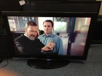 "Samsung 40"" freeview hd LCD tv"
