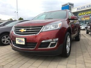 2017 Chevrolet Traverse 1LT TRUE NORTH EDITION, 7 PASSENGER