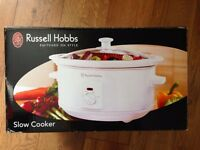 Russell Hobbs Slow Cooker (moving abroad sale!)