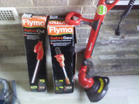 Flymo Sabre Cut 24v Cordless System