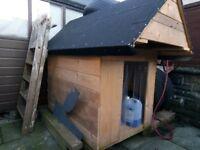 Big kennel-for large dog