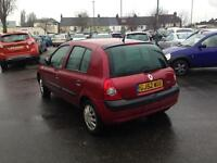 Renault Clio expression+ 1.2 lovely little car