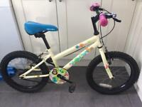 "Apollo Woodland Charm 18"" Kids Bike"