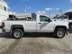 2015 GMC Sierra 3500HD Reg Cab 2wd gas loaded