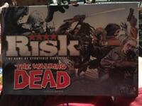 Walking Dead Risk.