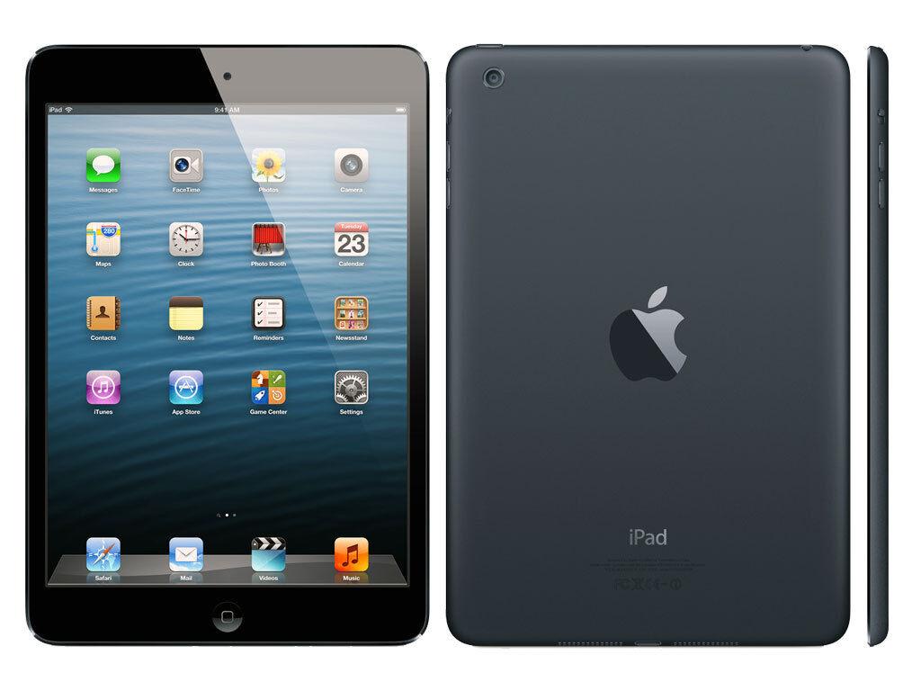 Apple iPad Mini 16gb wifi nero GRADO A ricondizionato garanzia e accessori