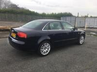 2007 Audi A4 2.0 TDI SE Top Of The Range Low Miles 2 Keys + Not Audi A3 VW Golf