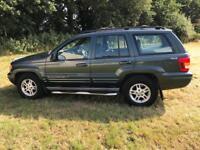 2000 LPG Jeep Grand Cherokee 4.7 V8