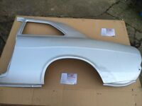 Escort MK1 Left Hand Full Outer Quarter Panel,Magnum Pressing