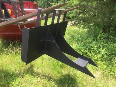 Skid Steer Stump Bucket Root Bucket