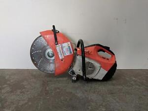 HOC - STIHL TS420 CONCRETE SAW QUICK CUT + 30 DAY WARRANTY + FREE SHIPPING CANADA WIDE