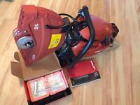 Brand new Hilti DSH900X Petrol Saw.... ( makita dewalt hitachi stihl husqvarna milwaukee duss wacker