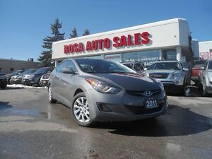 2011 Hyundai Elantra GL 4 DR 2 SET RIMS A/C PW PL PM no accident