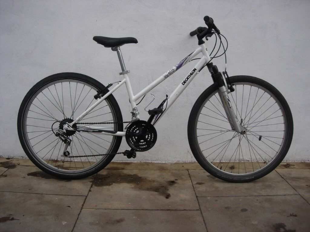 Ladies Mountain  Commuter Bike by Decathlon 3eff34cf9