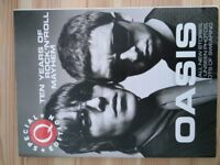 Oasis Q magzine 10 years special edition