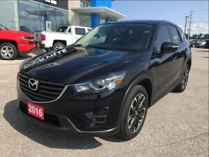 2016 Mazda CX-5 GT - ONE OWNER