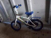 Apollo police kids bike for sale