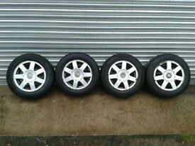 15inch passat alloys