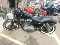 Harley Davidson Nightster. 3200 miles Long MOT just serviced.