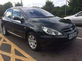 PEUGEOT 307 S 1.6//5 DOORS HATCHBACK// AIR-CONDITION £800