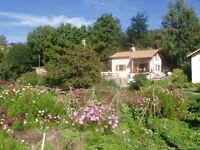 WALKERS PARADISE HOLIDAY HOUSE IN FRENCH PYRENEES SLEEPS 8