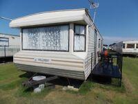 3 BEDROOMS CARAVAN FOR HIRE/RENT/FANTASY ISLAND,SKEGNESS SAT 24TH SEPT - SAT 1ST OCT £150