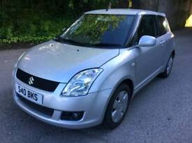 Suzuki swift low mileage 53000