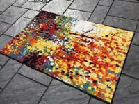 Viva Partridge - Multi Coloured Rug - New / Unused