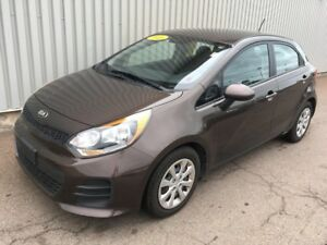 2016 Kia Rio LX+ ECO GREAT HATCHBACK WITH FACTORY WARRANTY, N...
