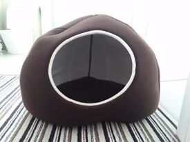 Padded dogs bed .