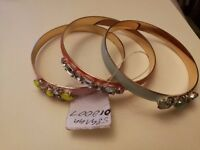 Brand New fashion bracelets from Accessorize