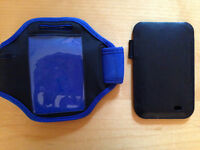 Running armband and a case for Smartphone / Iphone5