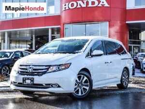 2016 Honda Odyssey Touring|Leather,Navi,Sunroof,DVD Player!