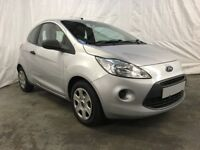 2009 Ford KA 1.2 Studio 3dr **Full Years MOT**