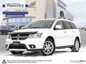 AWD *Leather/Accident Free/One Owner